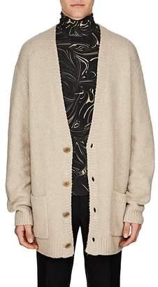 Dries Van Noten Men's Oversized Merino Wool-Blend Cardigan