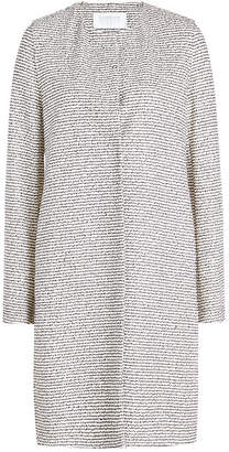 Harris Wharf London Coat with Virgin Wool