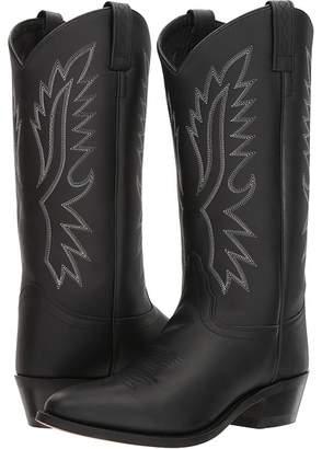 Wyatt Old West Boots J Toe Cowboy Boots