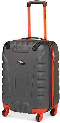 """High Sierra Closeout! Braddock 21"""" Carry-On Hardside Spinner Suitcase, Created for Macy's"""