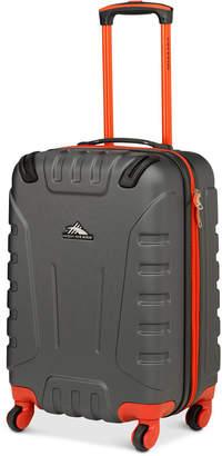 "High Sierra Braddock 21"" Carry-On Hardside Spinner Suitcase, Created for Macy's"
