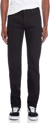Fiorucci Black Velvet Pockets Rowan Slim Pants
