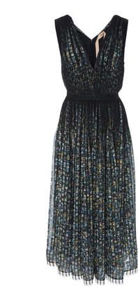 N°21 N 21 Alicia Pleated Georgette Dress