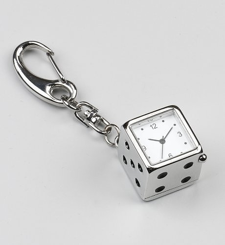 Dice Watch Keyring