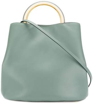 Marni round top handle tote bag