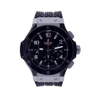 Hublot Big Bang Black Steel Watches