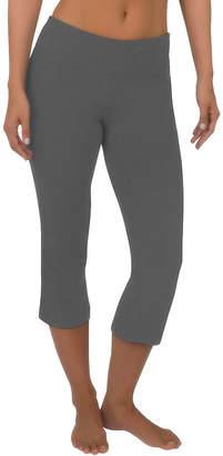 Jockey Slim-Fit Flare-Leg Capris