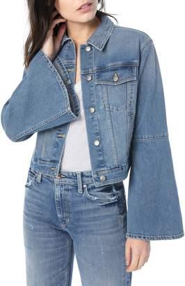 Joe's Jeans The Bell Sleeve Denim Jacket
