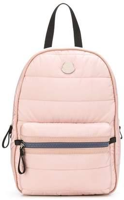 Moncler front logo backpack