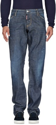 DSQUARED2 Denim pants - Item 42676880PM