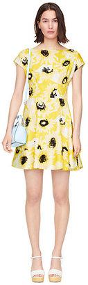 Sunny daisy fiorella dress $368 thestylecure.com