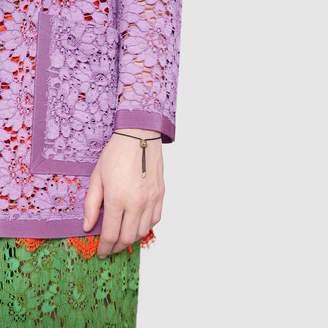 Gucci Le Marché des Merveilles charm bracelet