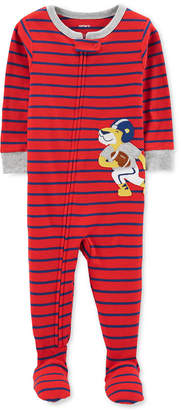 Carter's Baby Boys Cotton Footed Pajamas