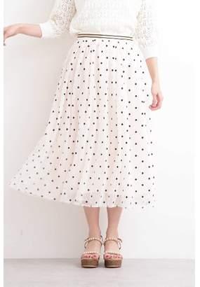 BODY DRESSING (ボディ ドレッシング) - プロポーションボディドレッシング 《EDIT COLOGNE》チュールドットスカート