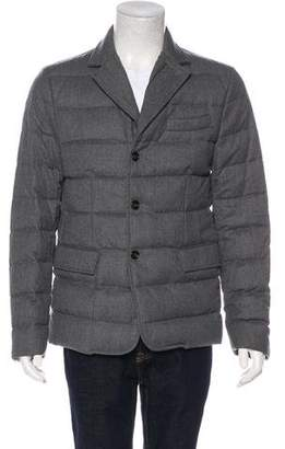 Moncler Rodin Quilted Down Jacket