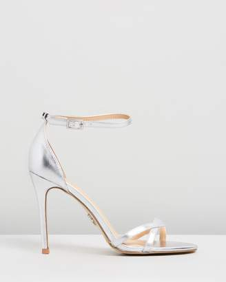 Lipsy Twist Strap Barely There Heels