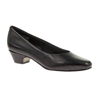 Hush Puppies Womens Angel Il Pumps Slip-on Round Toe Cone Heel