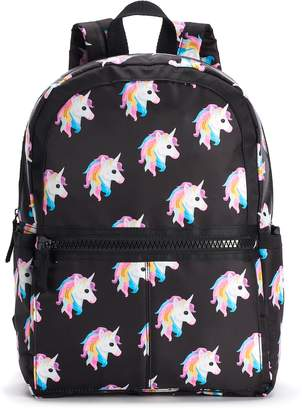 T-Shirt & Jeans T Shirt & Jeans Animal Printed Large Dome Backpack
