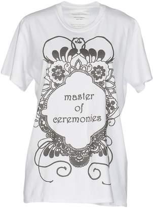Master Coat T-shirts - Item 37982920TM