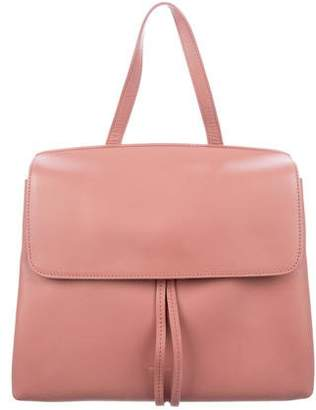 Mansur Gavriel Leather Mini Lady Bag