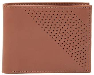 Fossil Dom Leather Wallet
