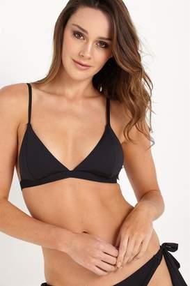 Body Fixed Triangle Bikini Top