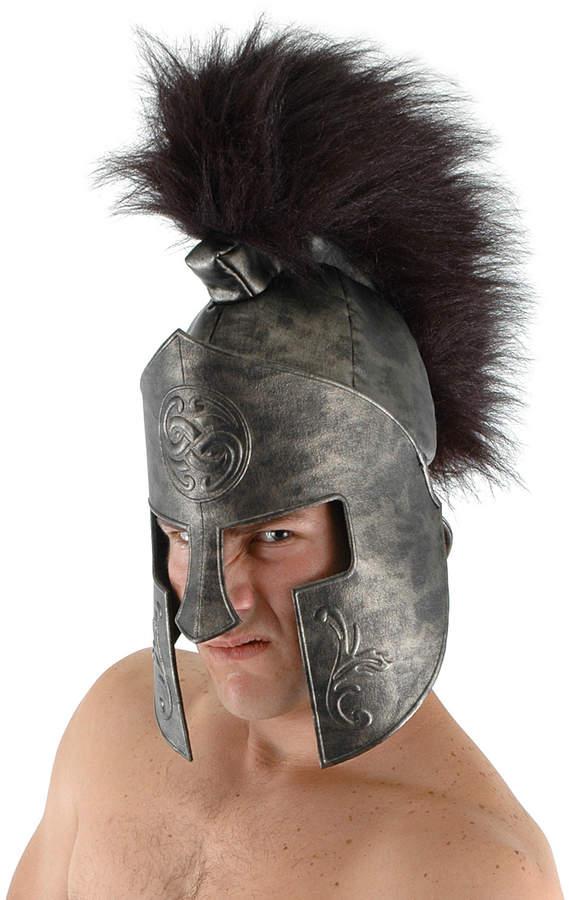 Gray Spartan Hat - Adult