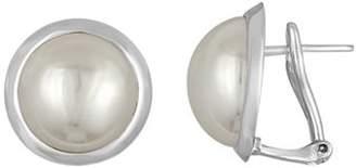 Majorica 16mm Simulated Pearl Stud Earrings