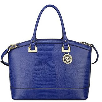 Anne Klein Runwild Satchel Shoulder Bag $120 thestylecure.com