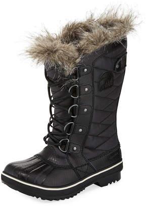 Sorel Tofino II Fur-Trim Quilted Boots