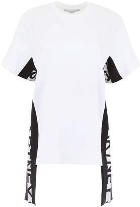 Stella McCartney T-shirt With Logo Bands
