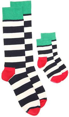 Happy Socks Daddy & Me Crew Sock Set - Men's