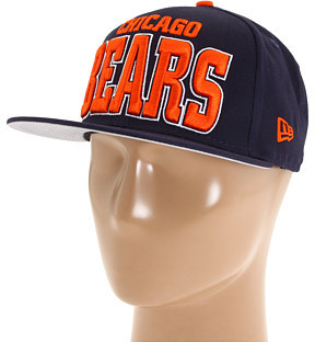 New Era Solid Snap NFL 9FIFTY - Chicago Bears