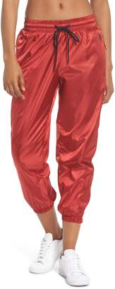 Nike Collection Women's Satin Track Pants