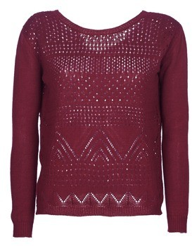Betty London JESKOI women's Sweater in Red