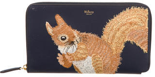 MulberryMulberry 2017 Squirrel Wallet