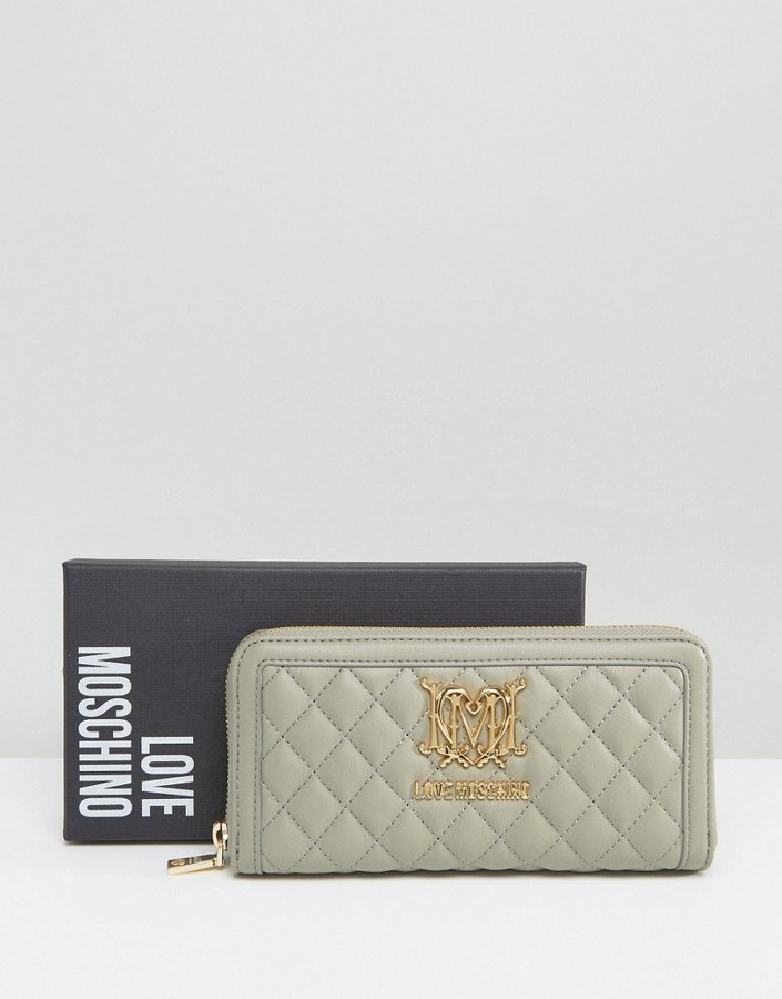 Love MoschinoLove Moschino Quilted Purse