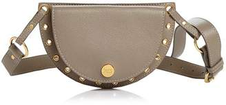 See by Chloe Kriss Convertible Suede and Leather Belt Bag