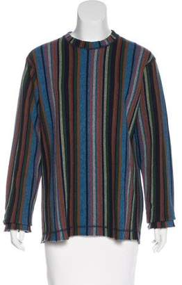 Junya Watanabe Long Sleeve Wool Sweater