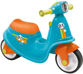Smoby Ride On Scooter – Blue