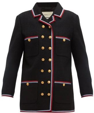 39b93a6a15 Gucci Web Jacket - ShopStyle