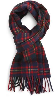 Polo Ralph Lauren Classic Tartan Wool Scarf