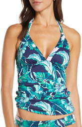 Tommy Bahama Halter Swim Top