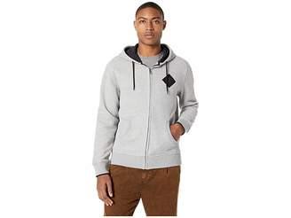 Timberland Full Zip Logo Hoodie Sweatshirt