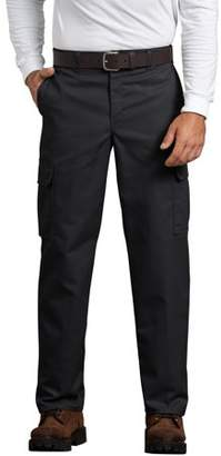 Dickies Men's Relaxed Fit Flat Front Cargo Pant