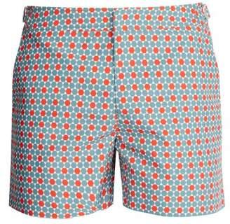 Orlebar Brown Setter Nerissa Print Swim Shorts - Mens - Multi