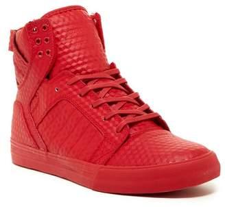 Supra Skytop High Top Sneaker $110 thestylecure.com