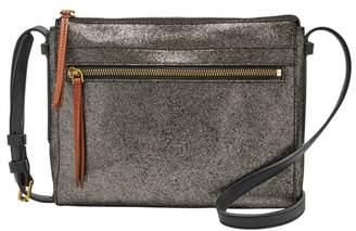 Fossil Felicity Crossbody Handbag Pewter