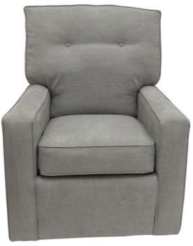The 1st Chair Venus Glider in Dolphin Grey