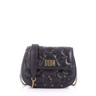 Christian Dior Dio(r)evolution leather handbag